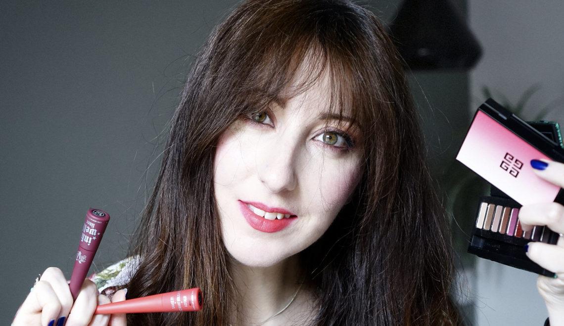 Mon makeup de Saint Valentin (avec du rouge, du rose et de la paillette dedans)