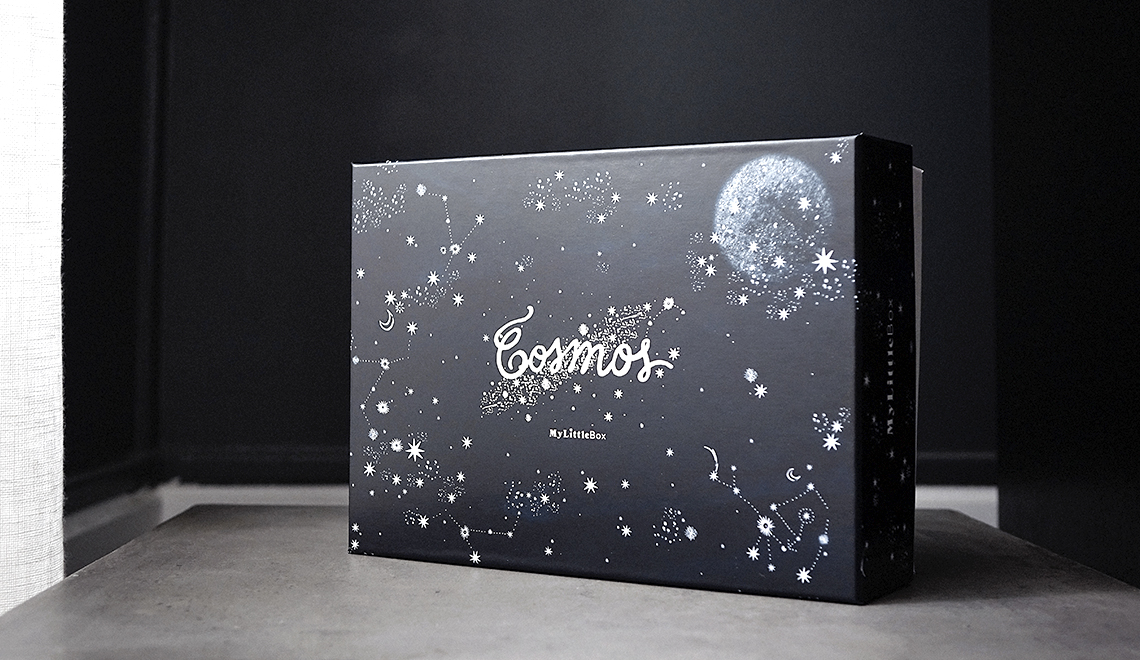 My Little Box -X- Satellite – Février 2019 : « Cosmos »