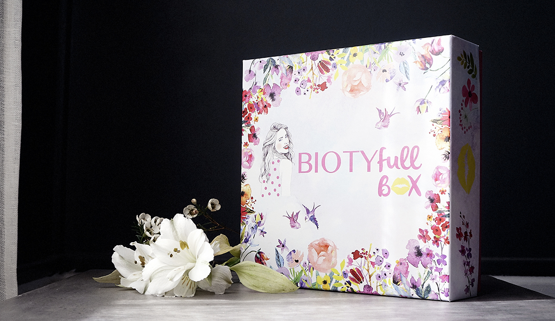 BIOTYfull Box – Mars 2019 – « l'indispensable »