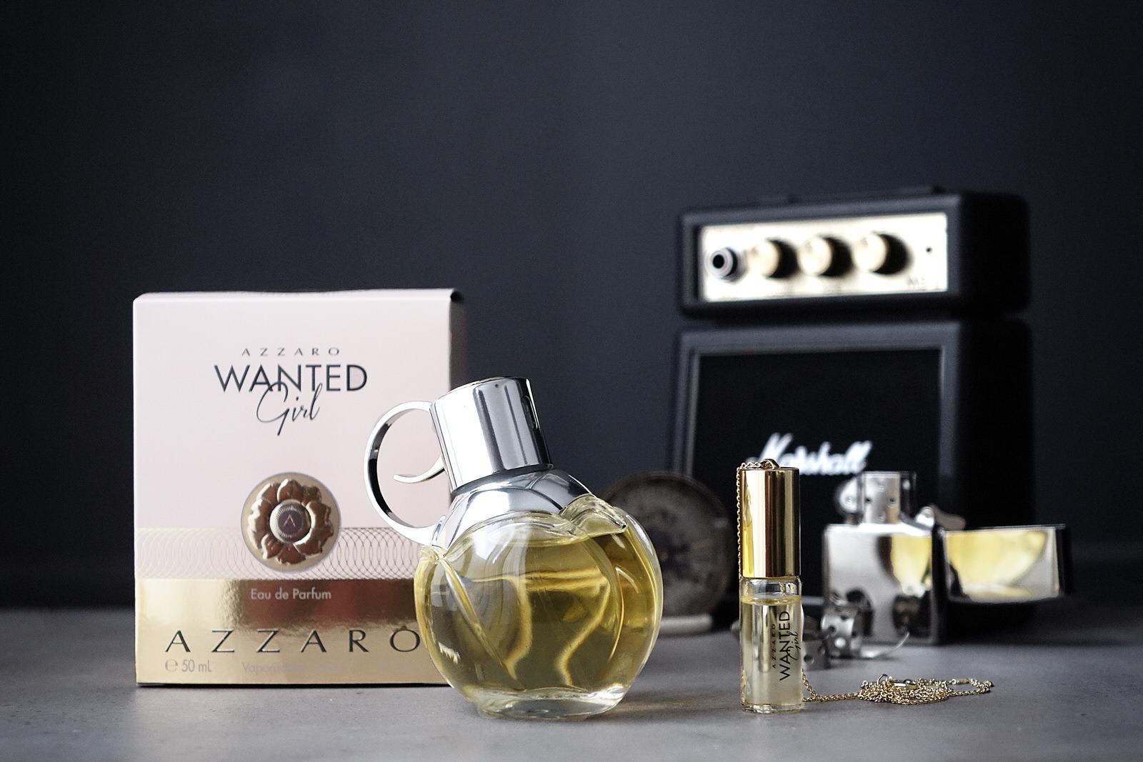 Wanted Girl, le nouveau parfum d'Azzaro