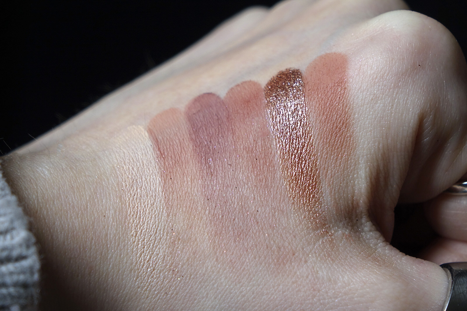 palette de maquillage New Nude Huda Beauty