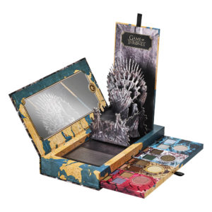 La nouvelle collection makeup 2019 Game of thrones et Urban Decay