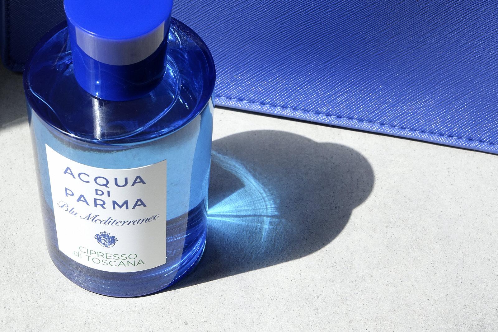 Le parfum Blu Mediterraneo d'Acqua di Parma