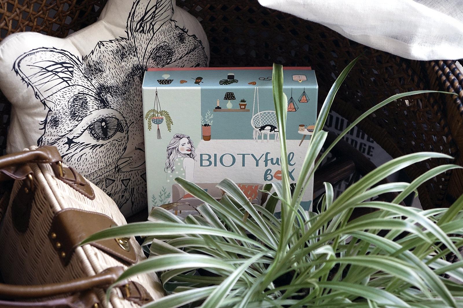 La Biotyfull Box du mois de mai 2019 - spéciale Hygge