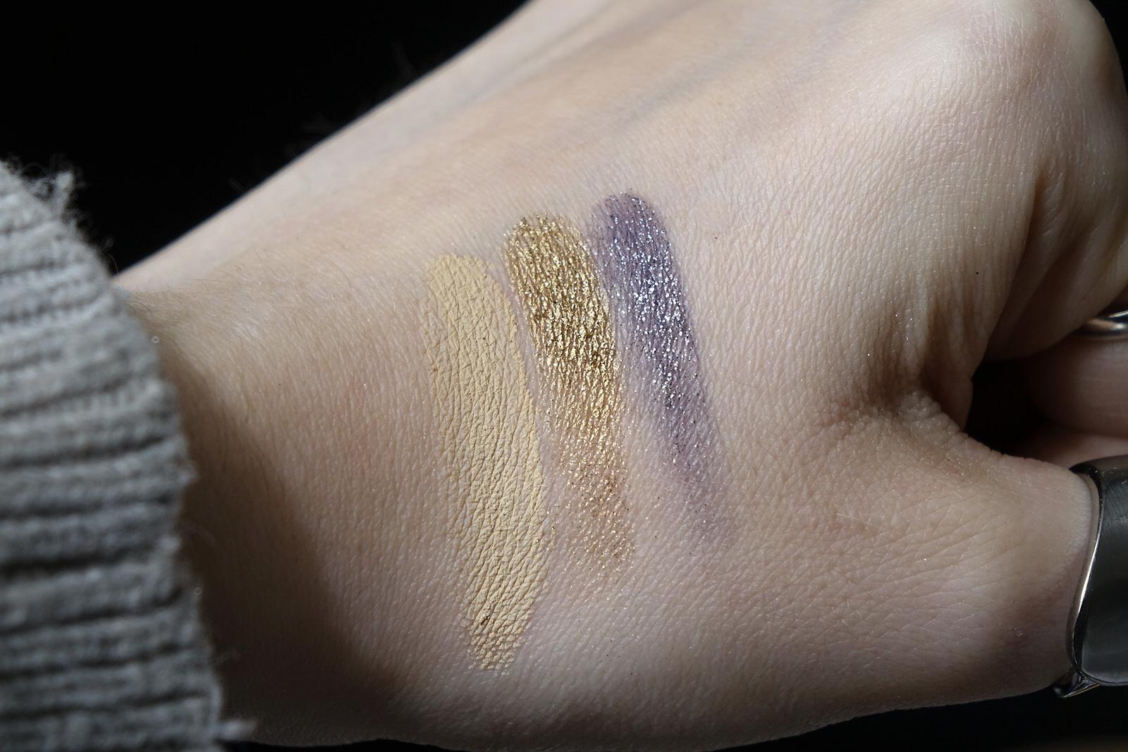 Collection makeup Clarins pour les yeux