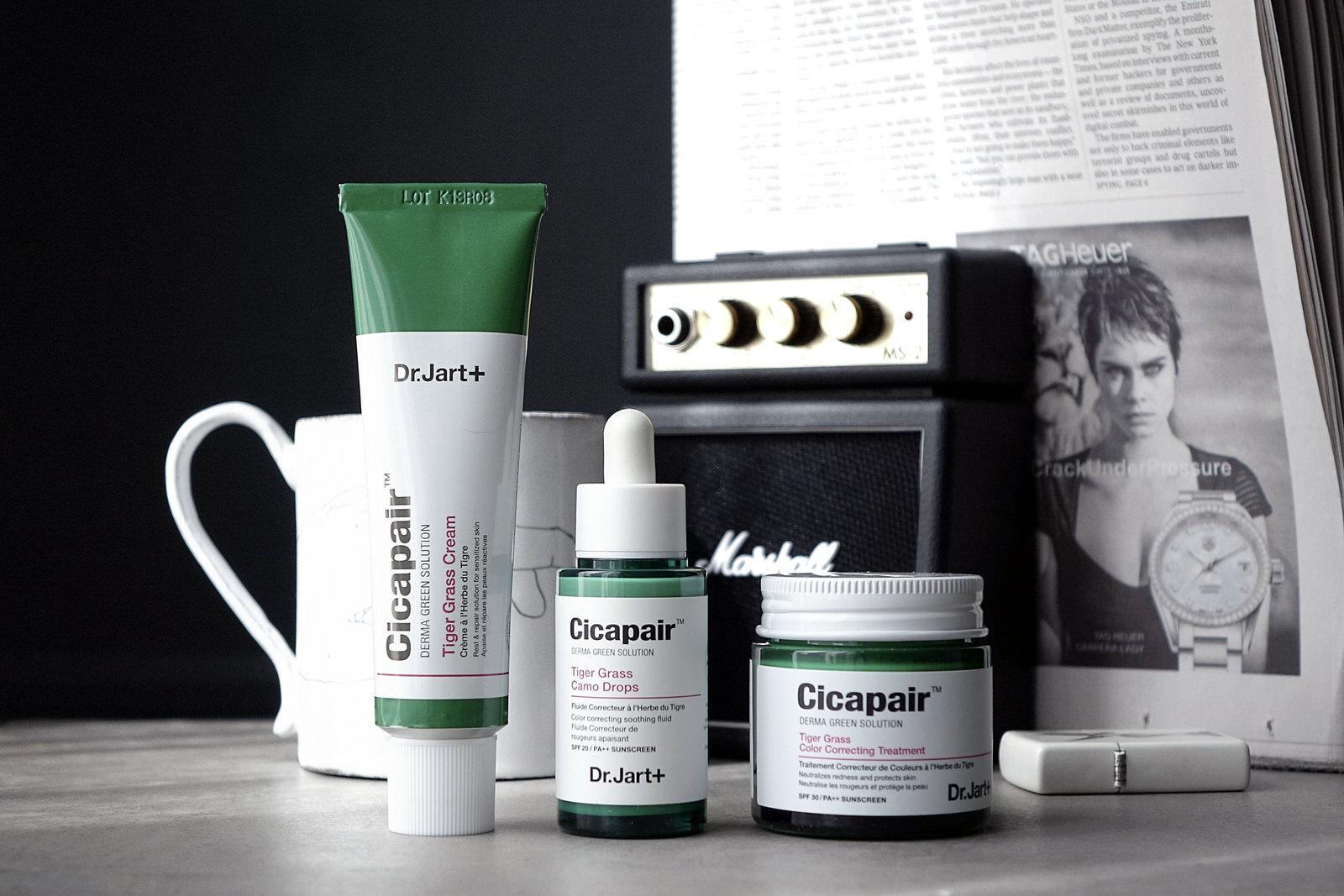 La gamme Cicapair du Dr Jart +