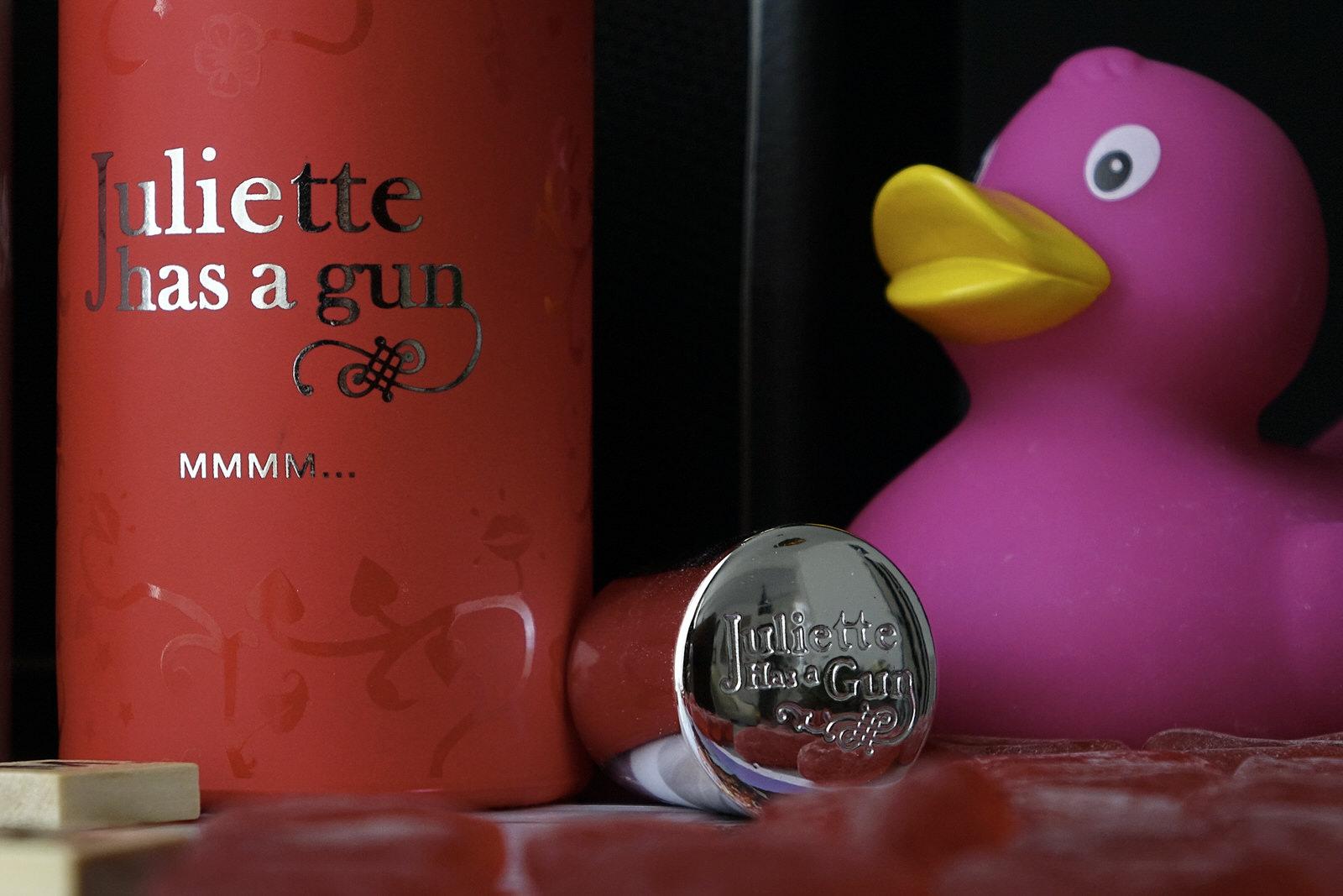 MMMM le parfum gourmand de Juliette Has a Gun