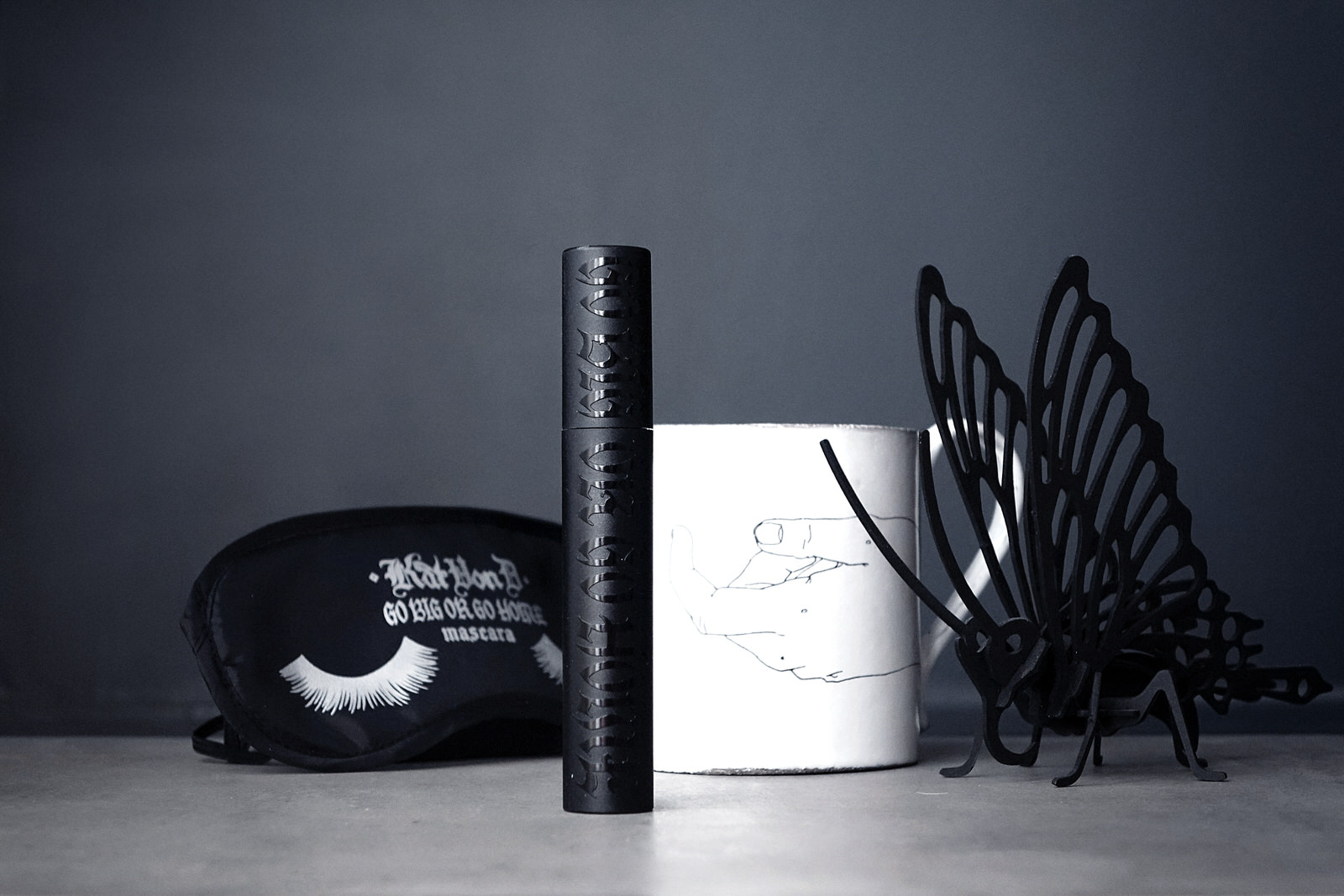 Le nouveau mascara de Kat Von D, Go Big or Go Home