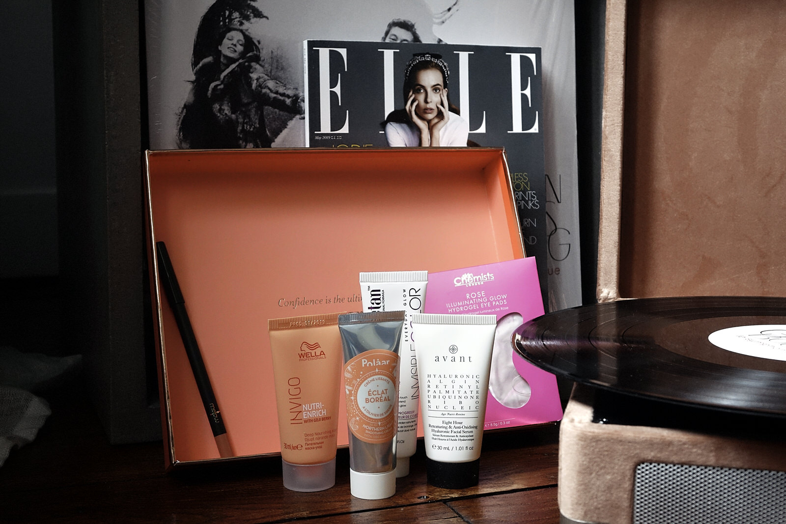 La Beauty Box de Lookfantastic de mai 2019