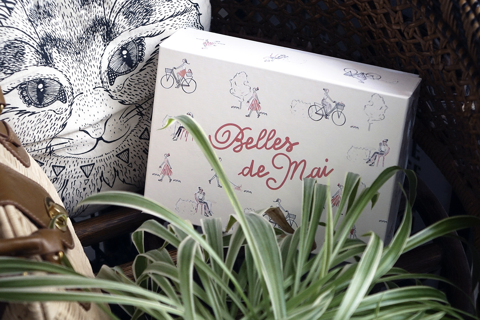 My Little Box du mois de mai 2019 en collaboration avec Nuxe