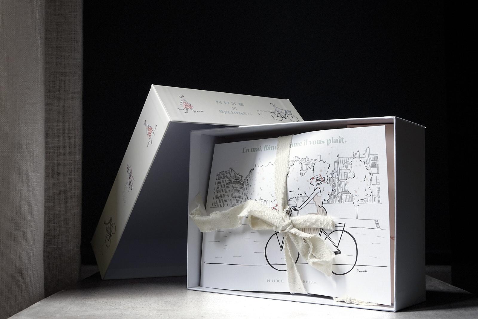 My Little Box du mois de mai 2019 en collaboration avec Nuxe