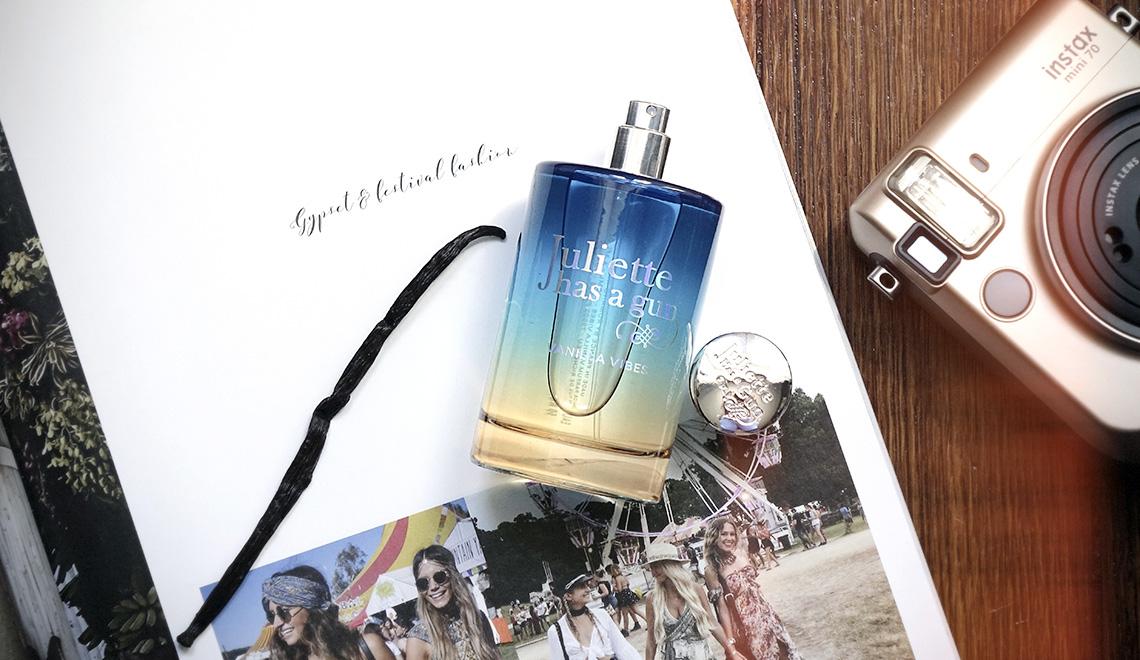«Vanilla Vibes» – le nouveau parfum qu'il te faut pour les festivals cet été !