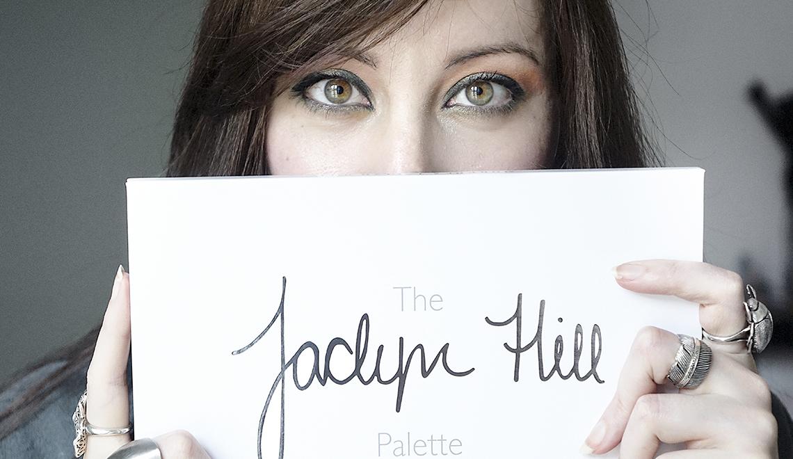 La palette à Jaclyn, elle vaut quoi ?
