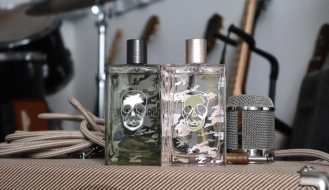 «No Rules» – vous reprendrez bien un peu de rock dans votre parfum !?