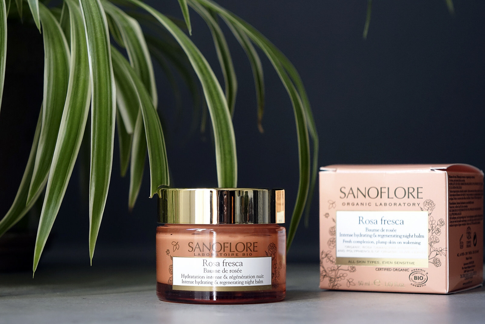 La gamme Rosa de Sanoflore