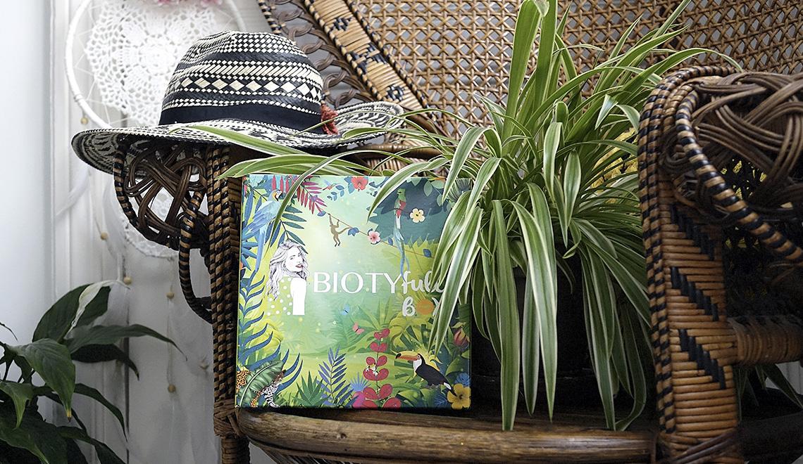 BIOTYfull Box – Août 2019 – « Après-Soleil »