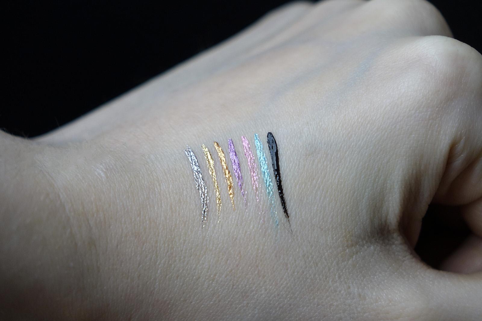 Les nouveaux liner et mascaras Givenchy