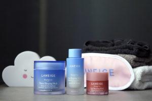 test des produits Laneige