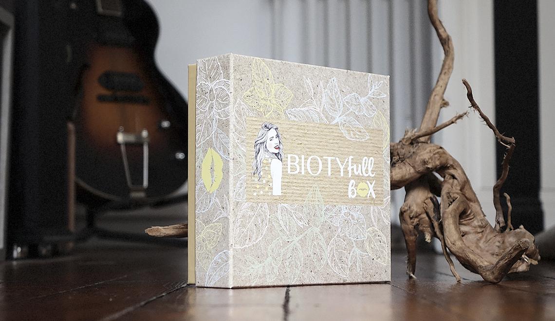 Contenu de la Biotyfull Box d'octobre 2019