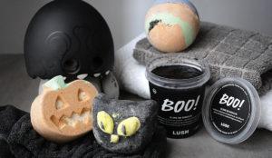 La collection de Lush pour Halloween 2019