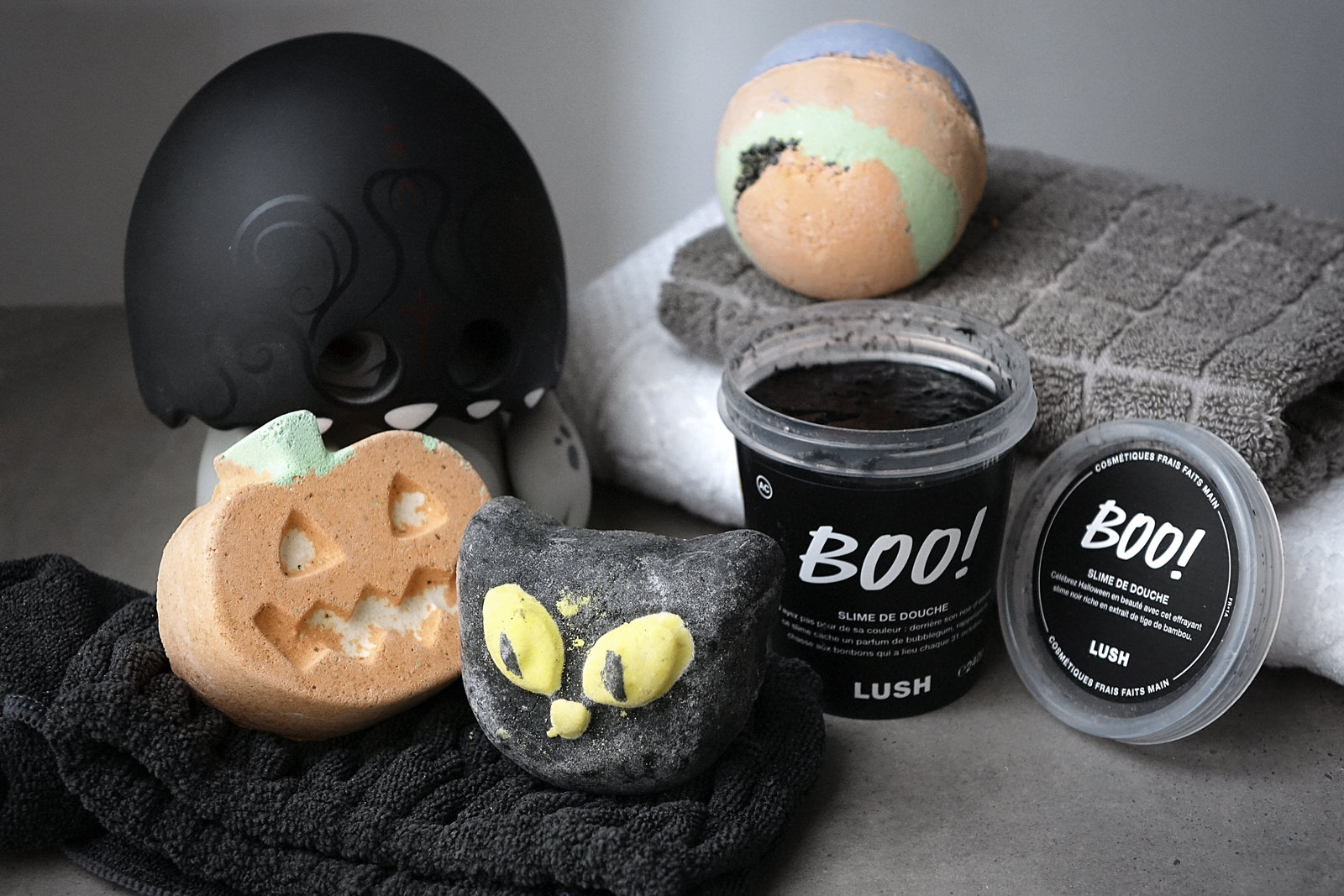La collection de Lush pour Halloween 2019