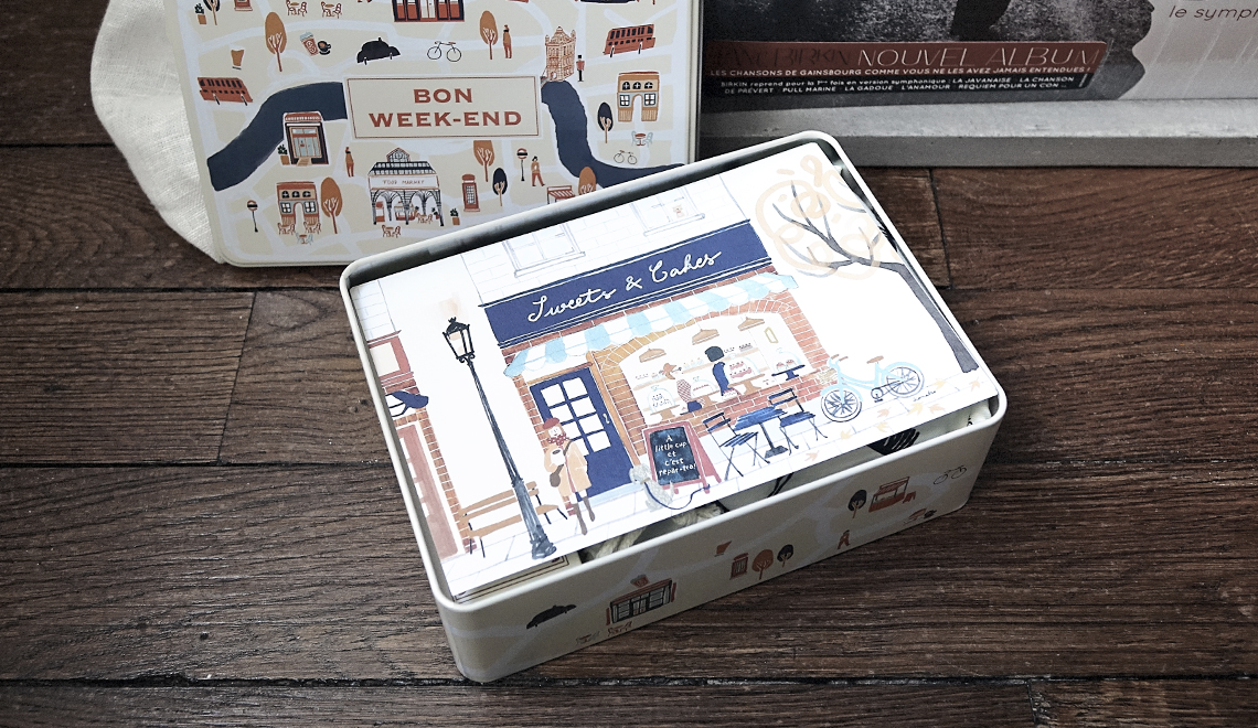 My Little Box – Octobre 2019 – « Bon Week-end »