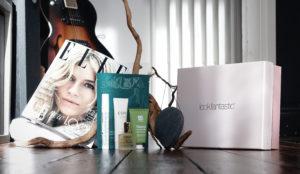 Le contenu de la Beauty Box Lookfantastic de novembre 2019