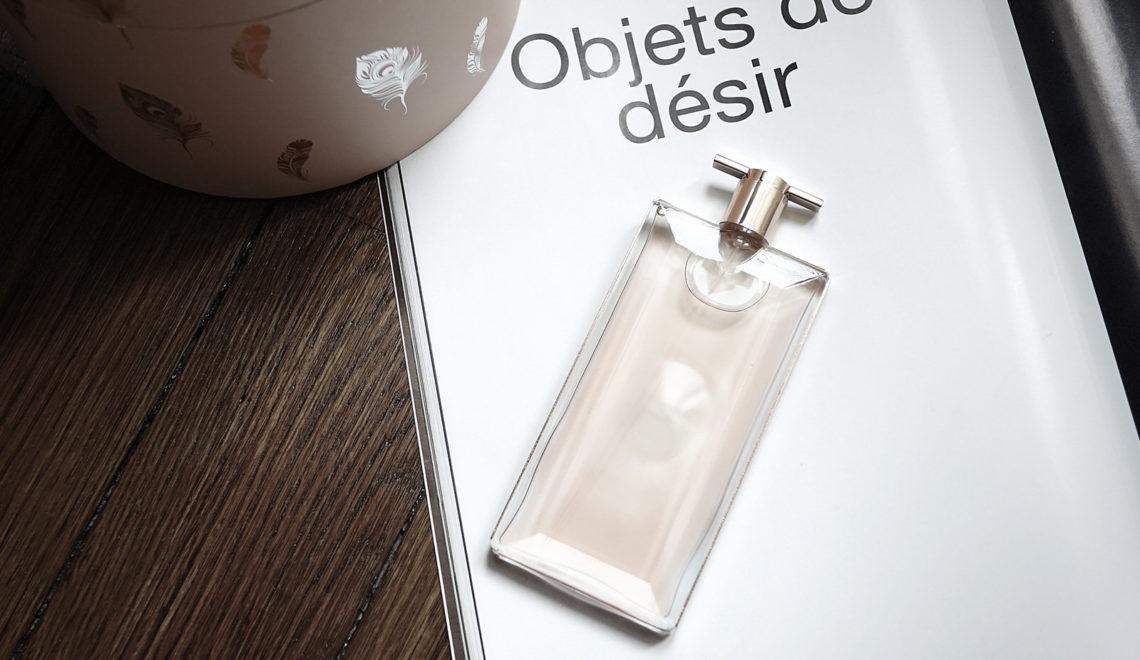 «Idôle» de Lancôme : un parfum aussi surprenant que son look ?