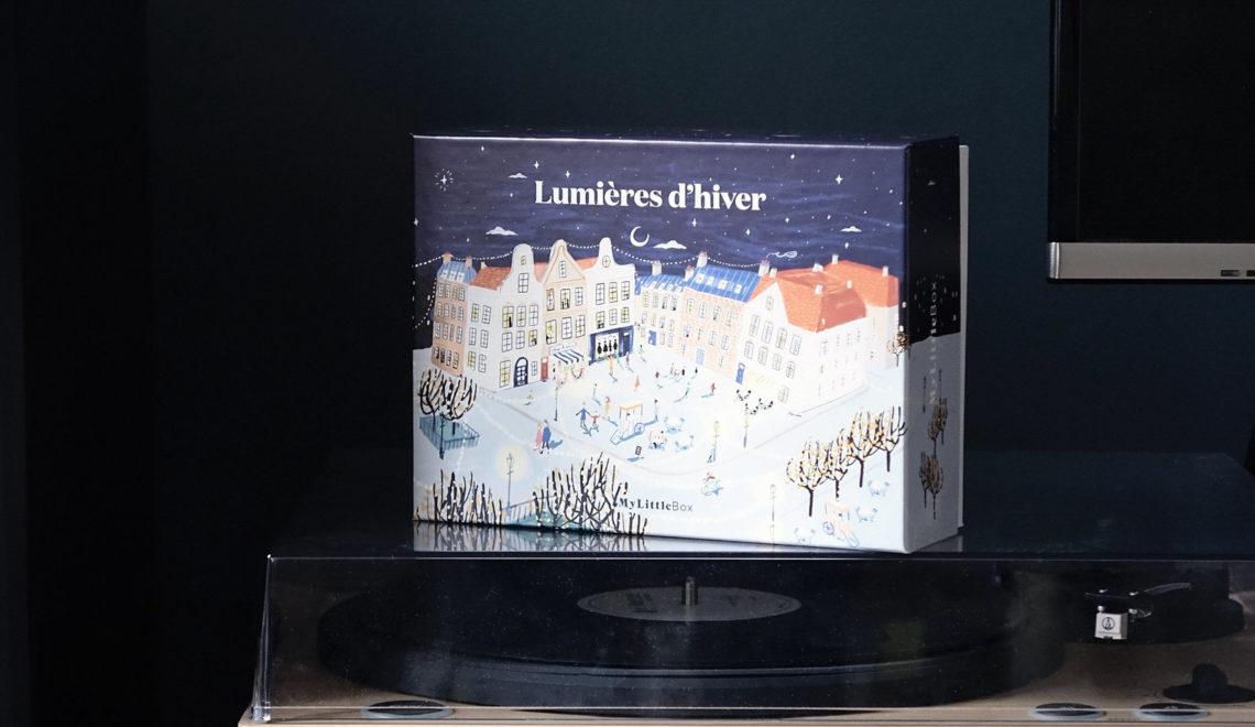 My Little Box – Novembre 2019 – « Lumières d'hiver »