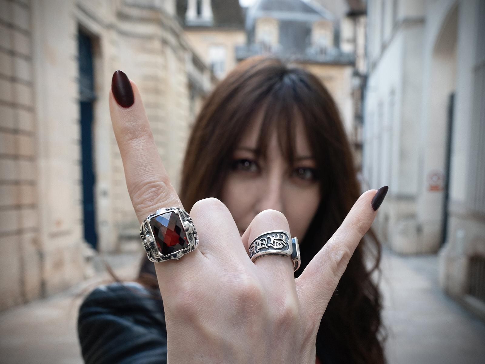 Les bijoux rock chic SoulFetish