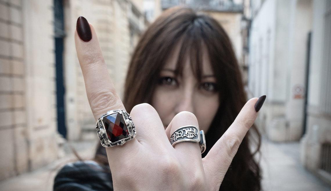 «SoulFetish» – les bijoux rock / chic que j'adore !