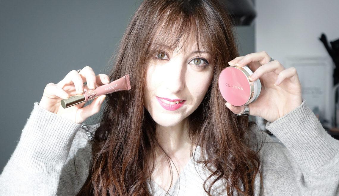 Makeup : les petits derniers de Clarins