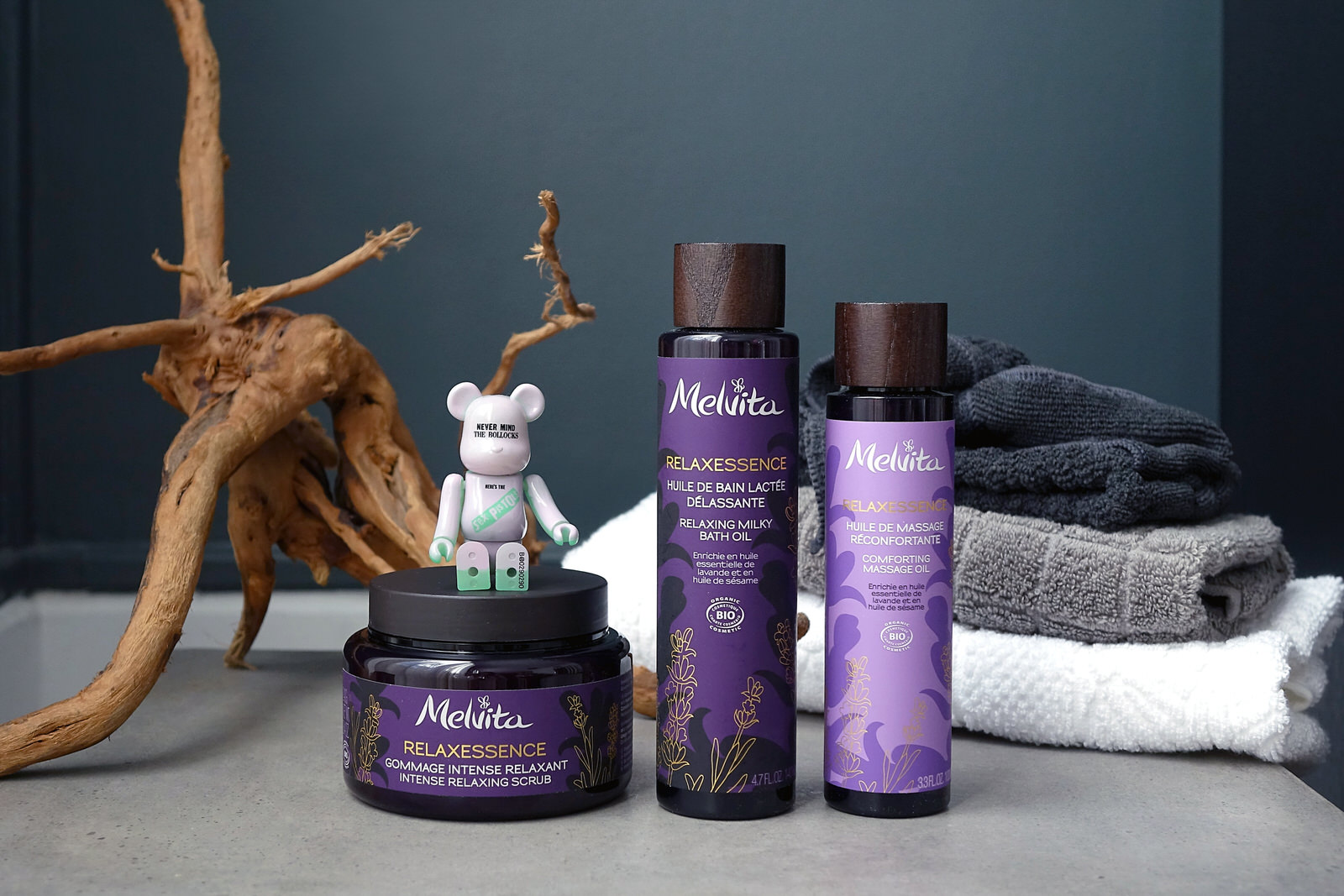 La gamme Relaxessence de Melvita