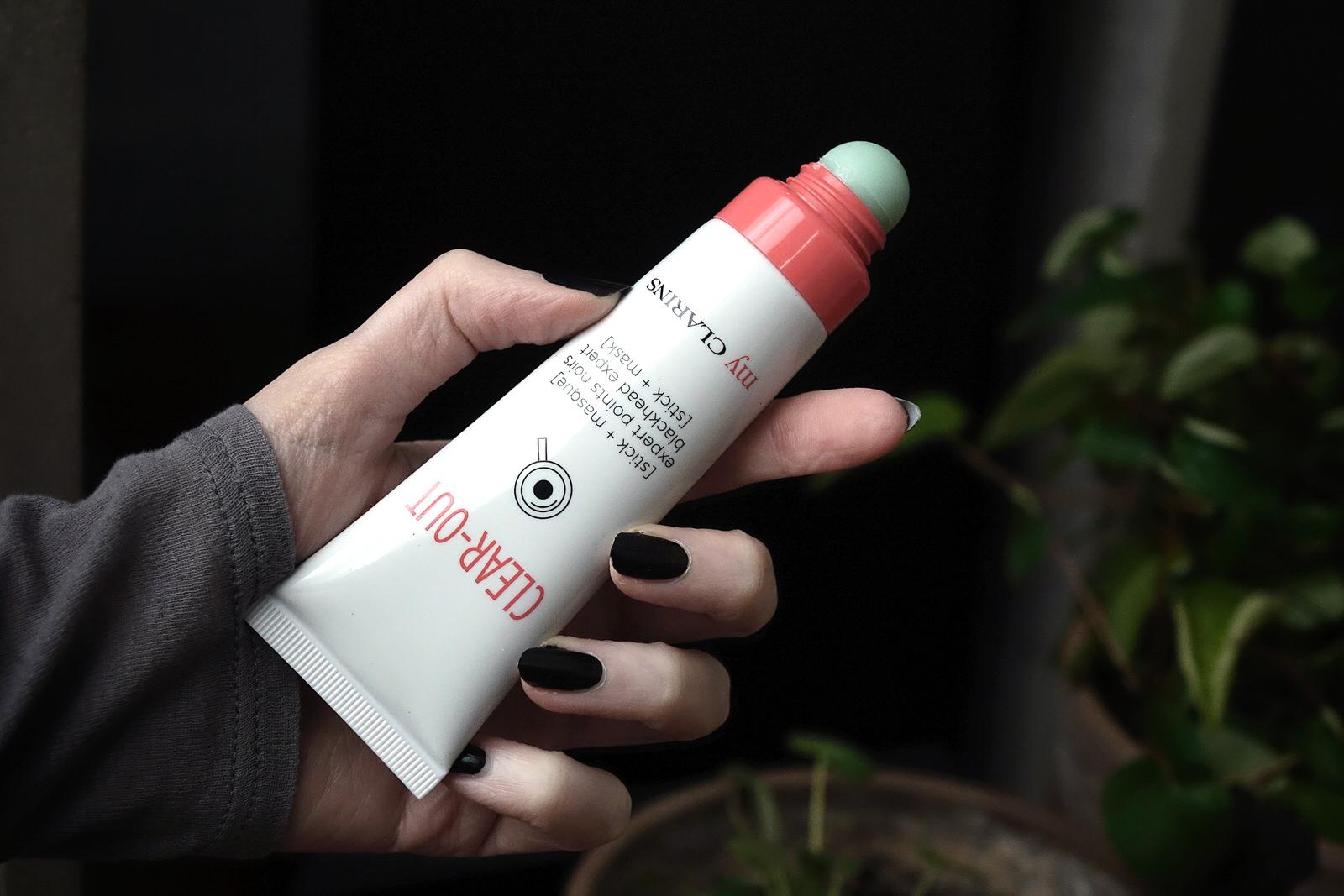 Les nouveautés My Clarins de 2020 - poudre exfoliante éclat et masque expert points noirs
