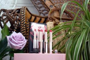 Les coffrets Fenty Beauty, rouges à lèvres et coffret diamond