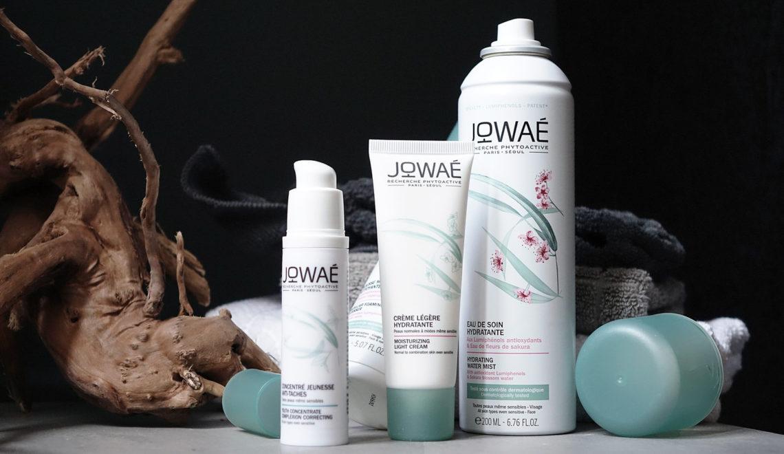 Jowae - gamme hydratante