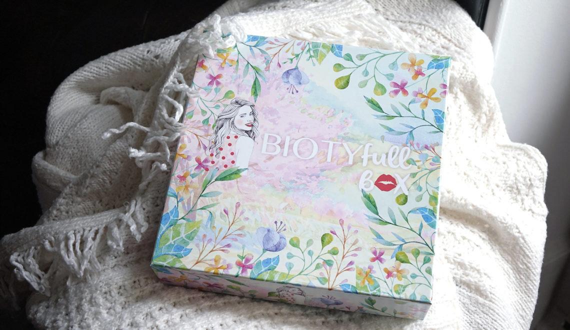 BIOTYfull Box – Mars 2020 – L'Engagée et Nourrissante