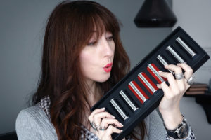 Coffret Le Rouge Collection de Givenchy, swatches et avis