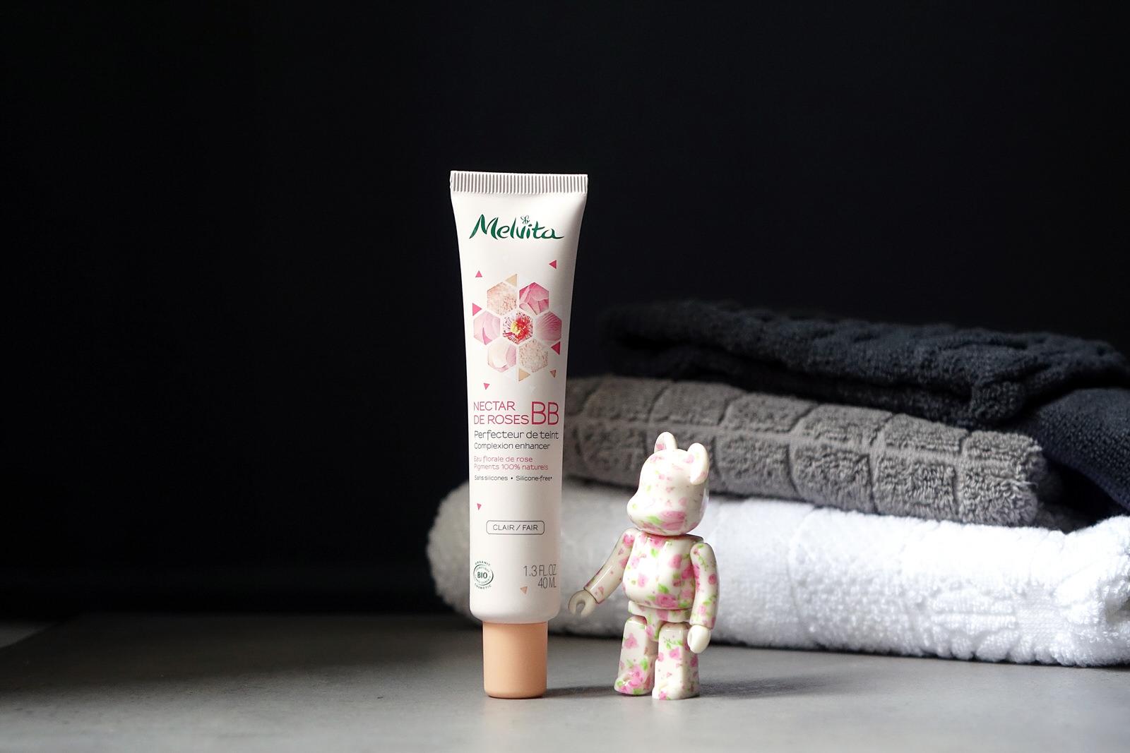 La BB Crème de Melvita - Nectar de roses