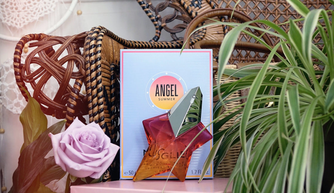 La version summer du parfum « Angel », pour un shot fruité