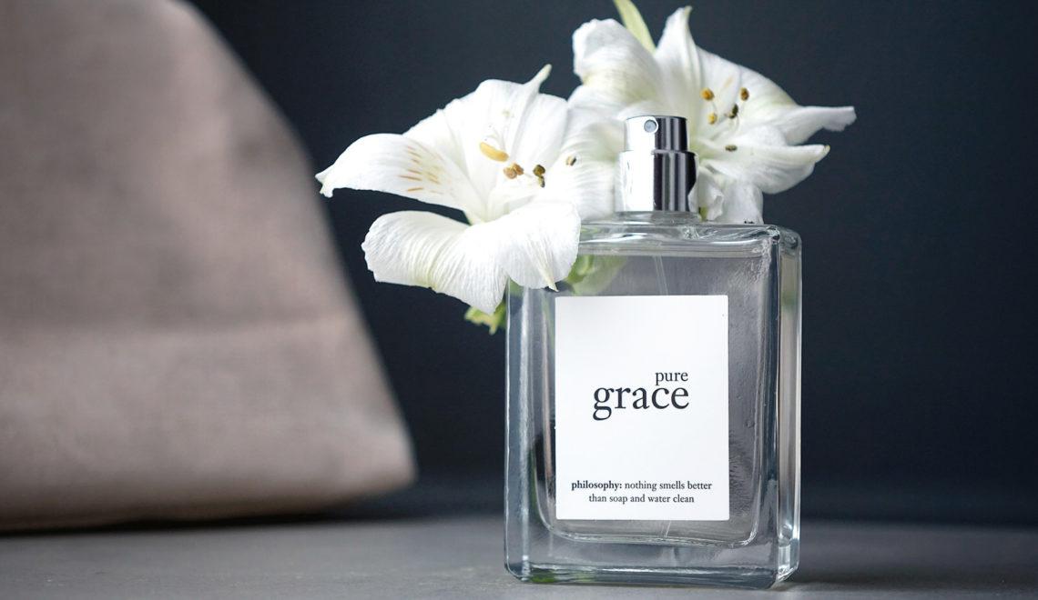"""Philosophy - l'eau de parfum """"pure grace"""""""