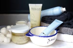 test et avis sur la marque Thalgo