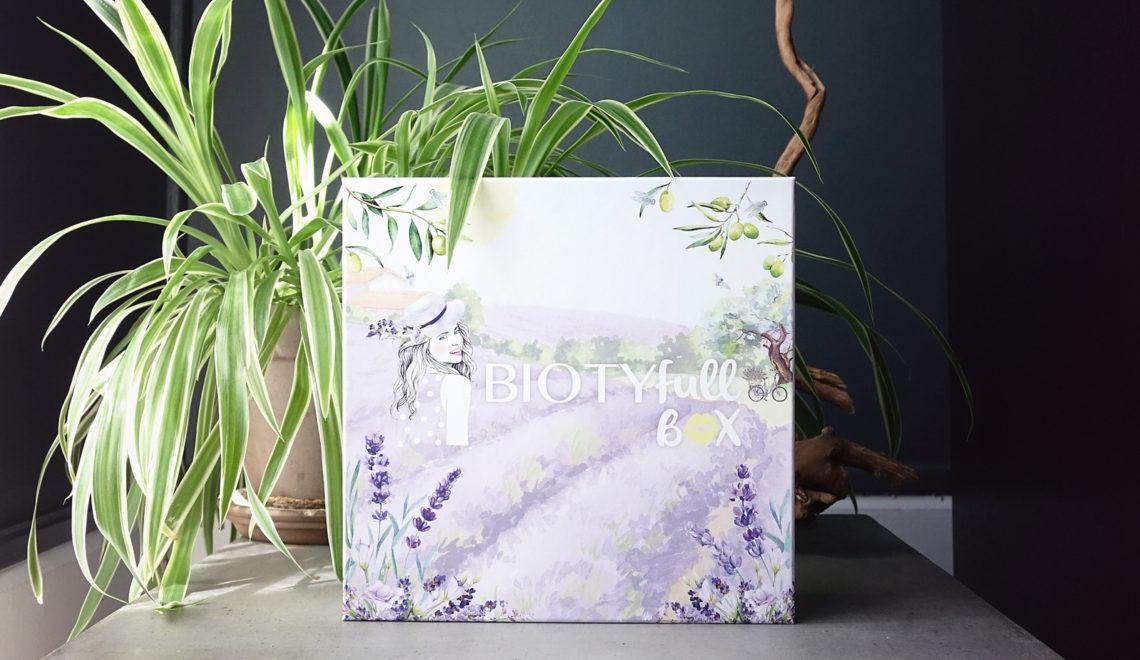BIOTYfull Box – Mai 2020 – «La Provençale»