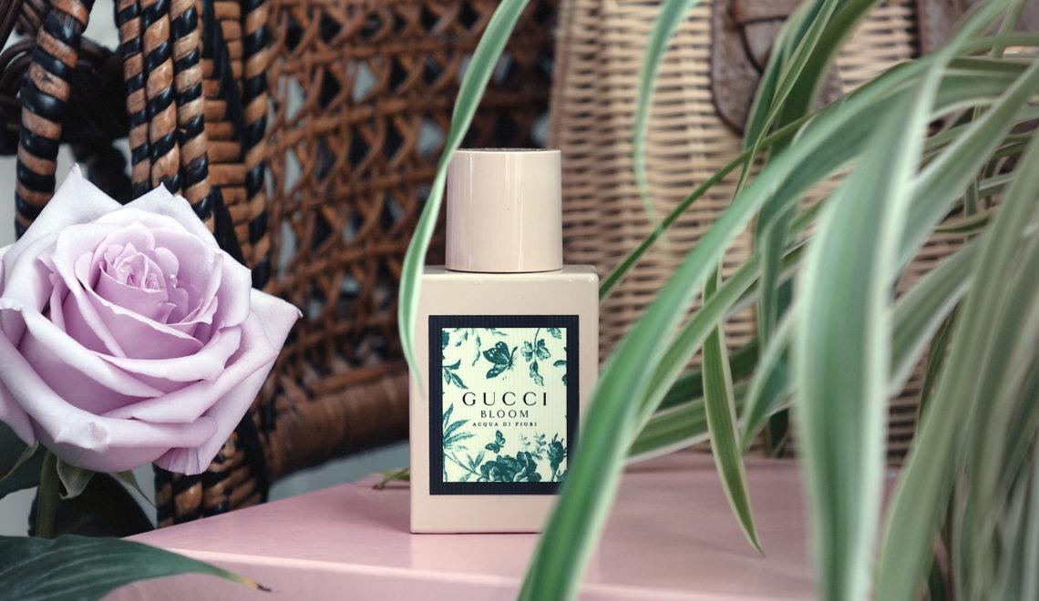 Mon coup de cœur pour «BLOOM Acqua di Fiori» de Gucci