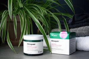 Cicapair du Dr Jart+, son masque sleepair intensif à l'herbe du tigre