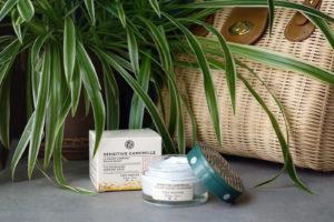 La nouvelle gamme Camomille Sensitive d'Yves Rocher