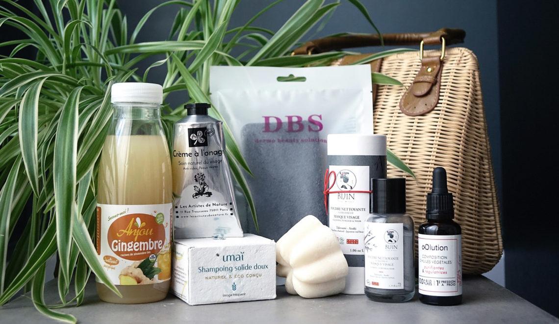 MAKOSMÉ : La nouvelle Box Bio pour une consommation plus responsable