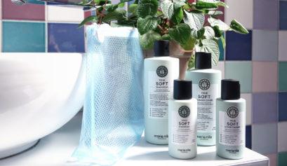 Le beauty bag de l'été de Maria Nila - True Soft