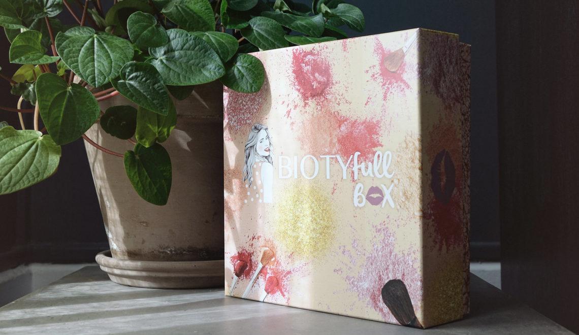 BIOTYfull Box – Octobre 2020 – « Teint parfait »