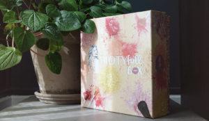 Contenu de la Biotyfull Box d'octobre 2020
